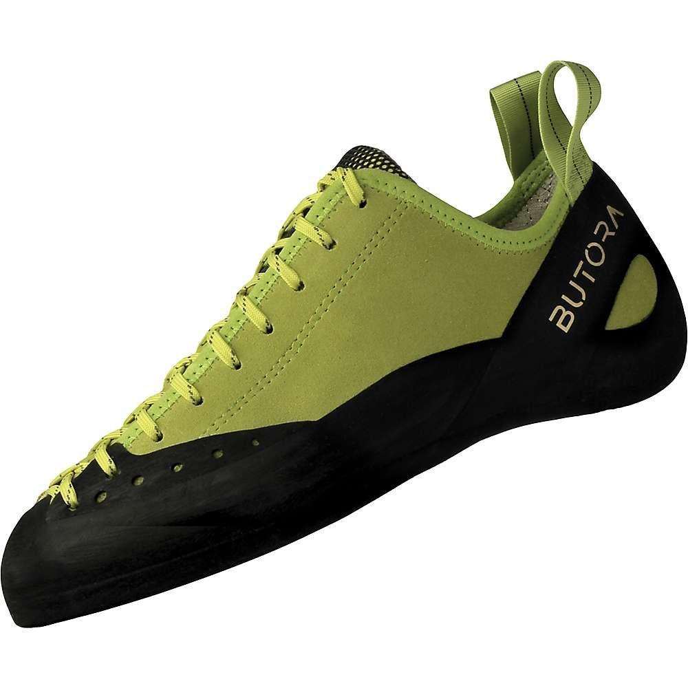 ブトラ メンズ クライミング シューズ・靴【Butora Mantra Climbing Shoe】Green