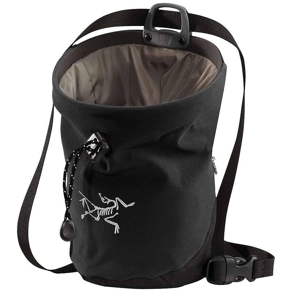 アークテリクス ユニセックス クライミング【Arcteryx C80 Chalk Bag】Black