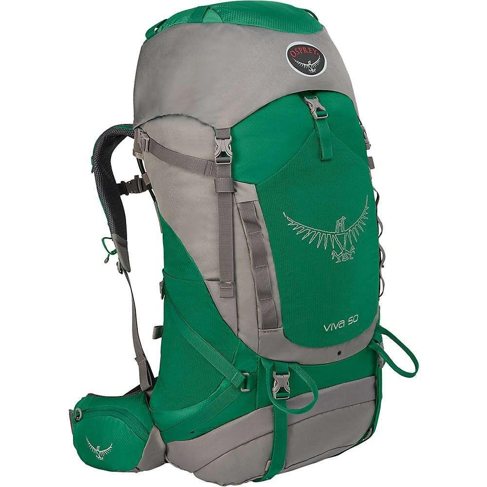 オスプレー レディース ハイキング・登山【Osprey Viva 50 Pack】Sea Green