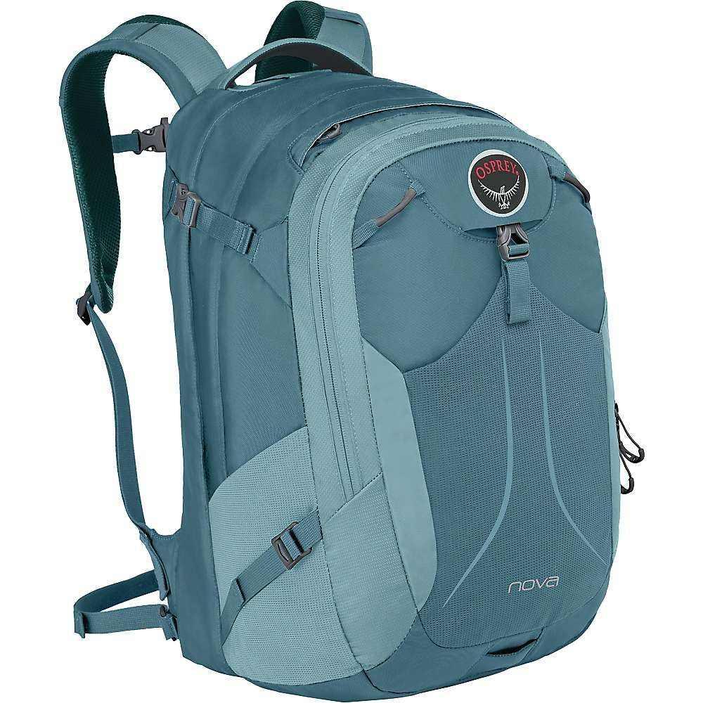 オスプレー レディース バッグ バックパック・リュック バッグ【Osprey Nova Nova Pack】Liquid Pack】Liquid Blue, ブラジリアンビキニ下着 DEL SOL:60333d8b --- capela.eng.br