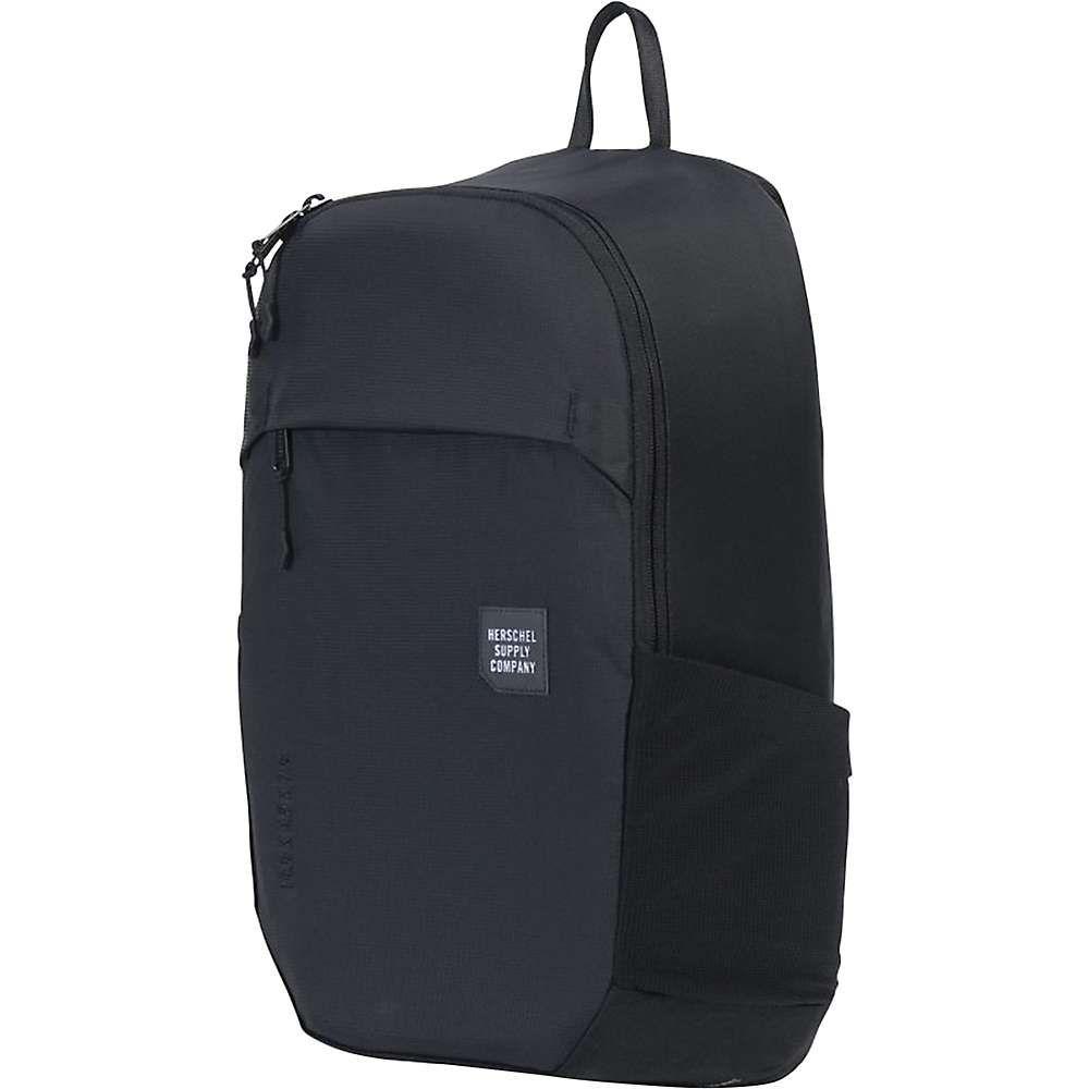 ハーシェル サプライ ユニセックス バッグ バックパック・リュック【Herschel Supply Co Mammoth Backpack】Black / Black