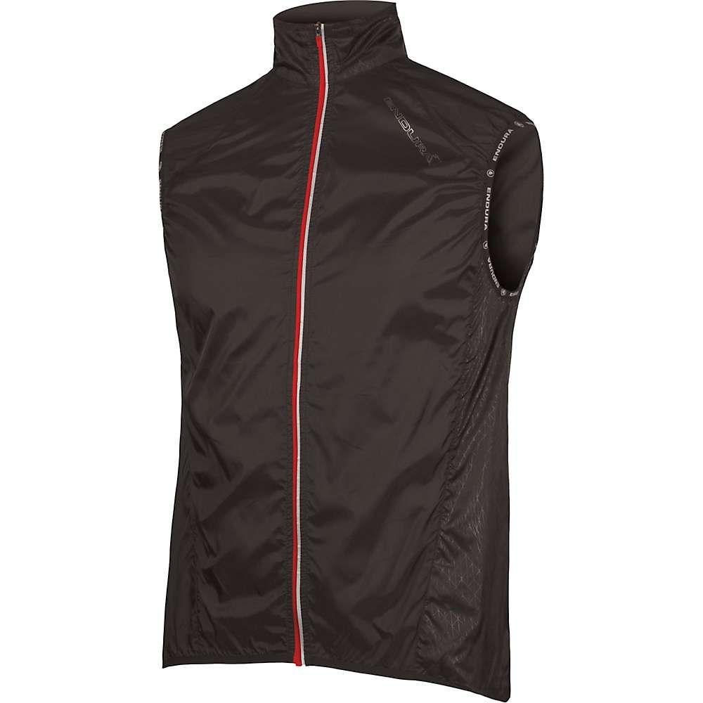 エンデュラ メンズ 自転車 トップス【Endura Pakagilet II Vest】Black