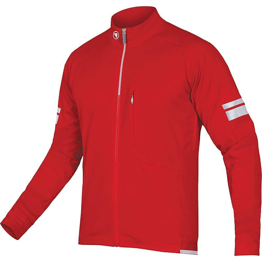 エンデュラ メンズ 自転車 アウター【Endura Windchill Jacket】Red