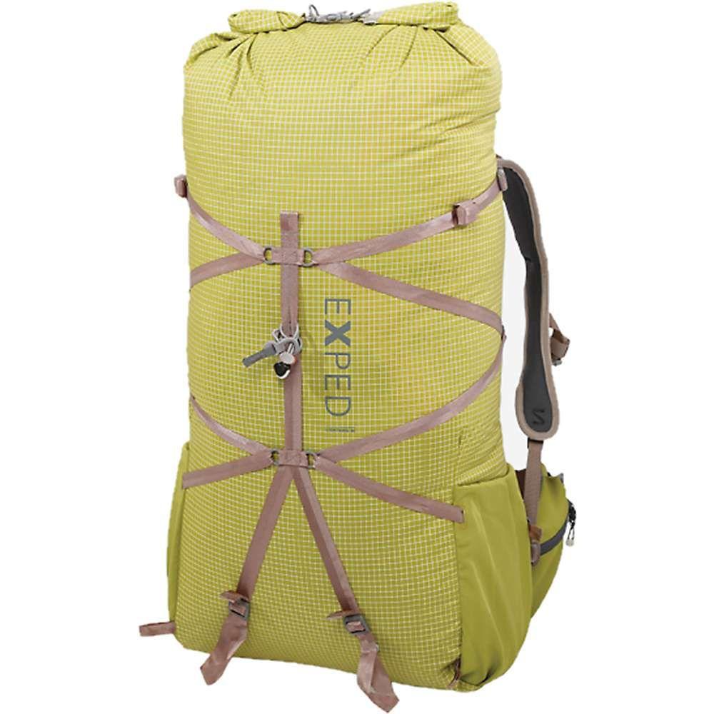 エクスペド メンズ ハイキング・登山【Exped Lightning 60 Pack】Lichen 緑