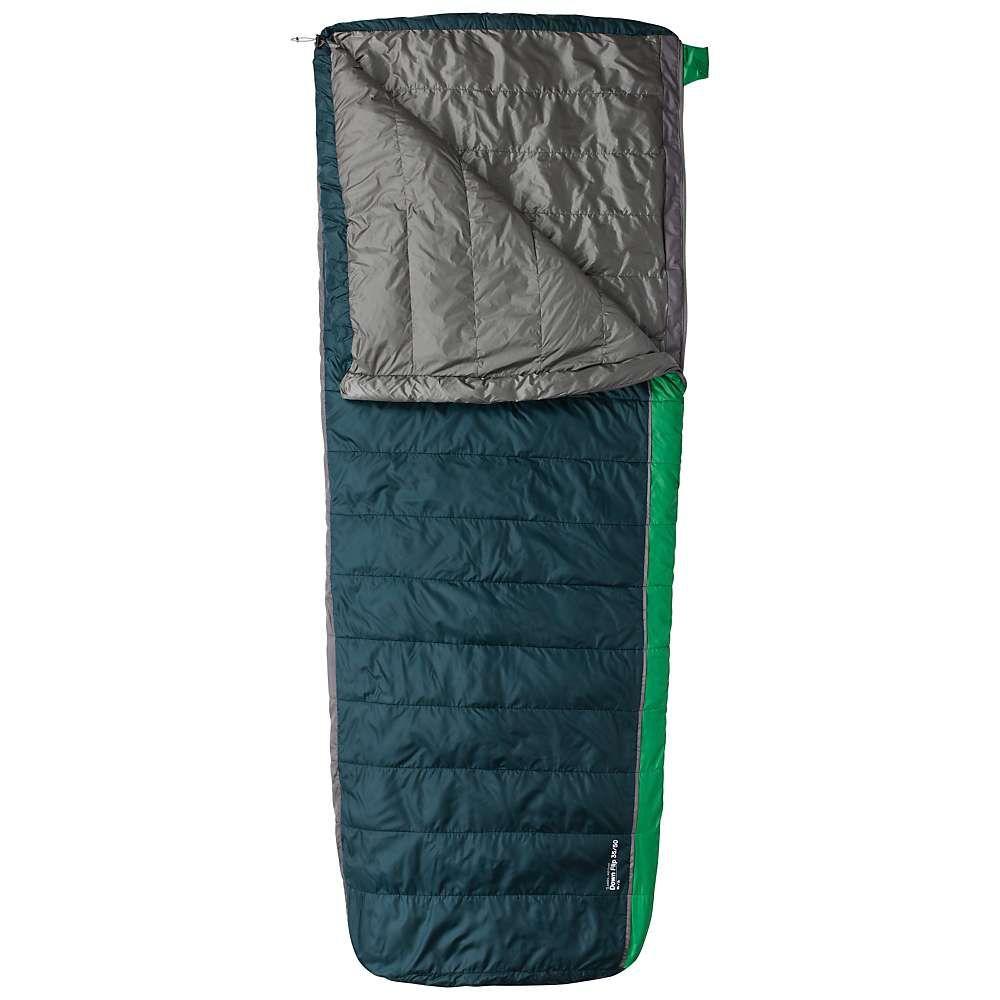 マウンテンハードウェア ユニセックス ハイキング・登山【Mountain Hardwear Down Flip 35 / 50 Sleeping Bag】Sherwood