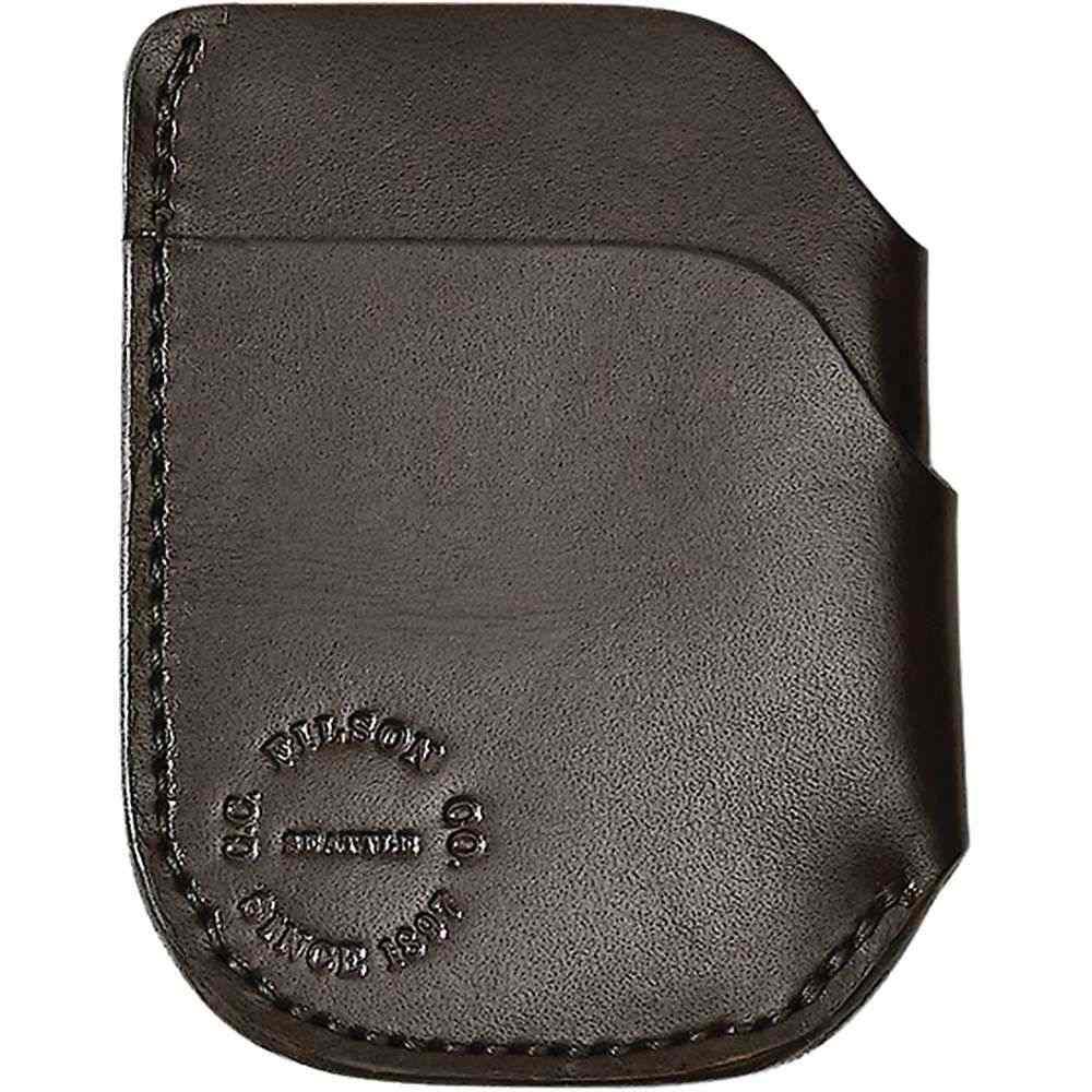 フィルソン ユニセックス カードケース・名刺入れ【Filson Front Pocket Cash and Card Case】Brown