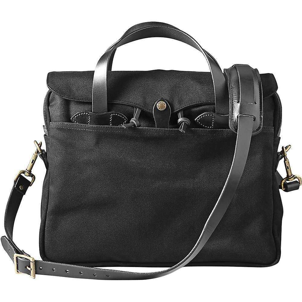 フィルソン ユニセックス バッグ ショルダーバッグ【Filson Original Briefcase】Black