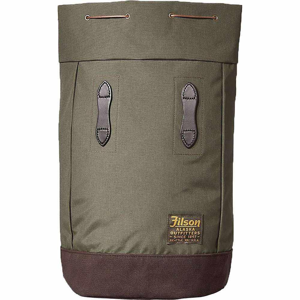フィルソン ユニセックス バッグ バックパック・リュック【Filson Small Pack】Otter Green