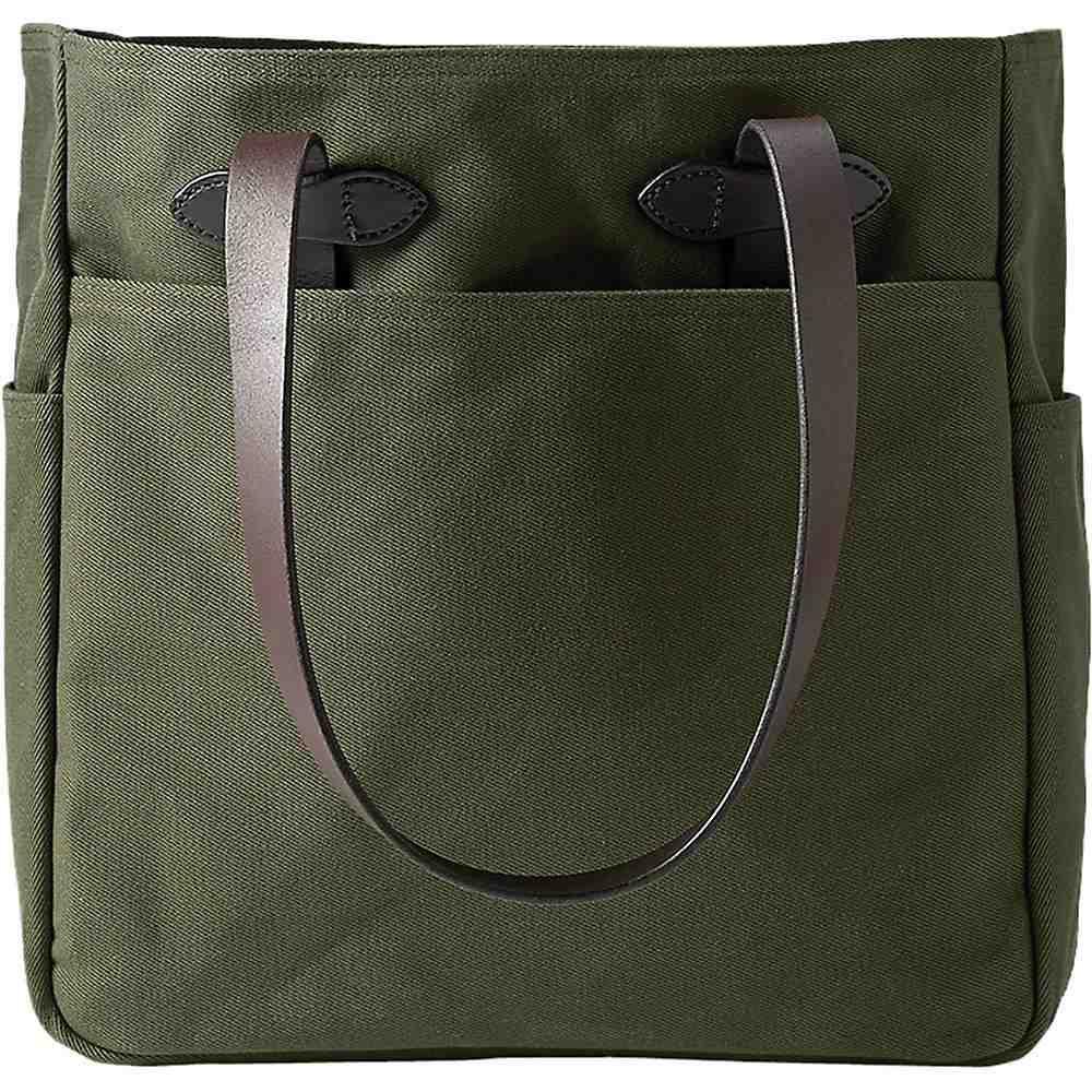 フィルソン ユニセックス バッグ トートバッグ【Filson Tote Bag without Zipper】Otter Green