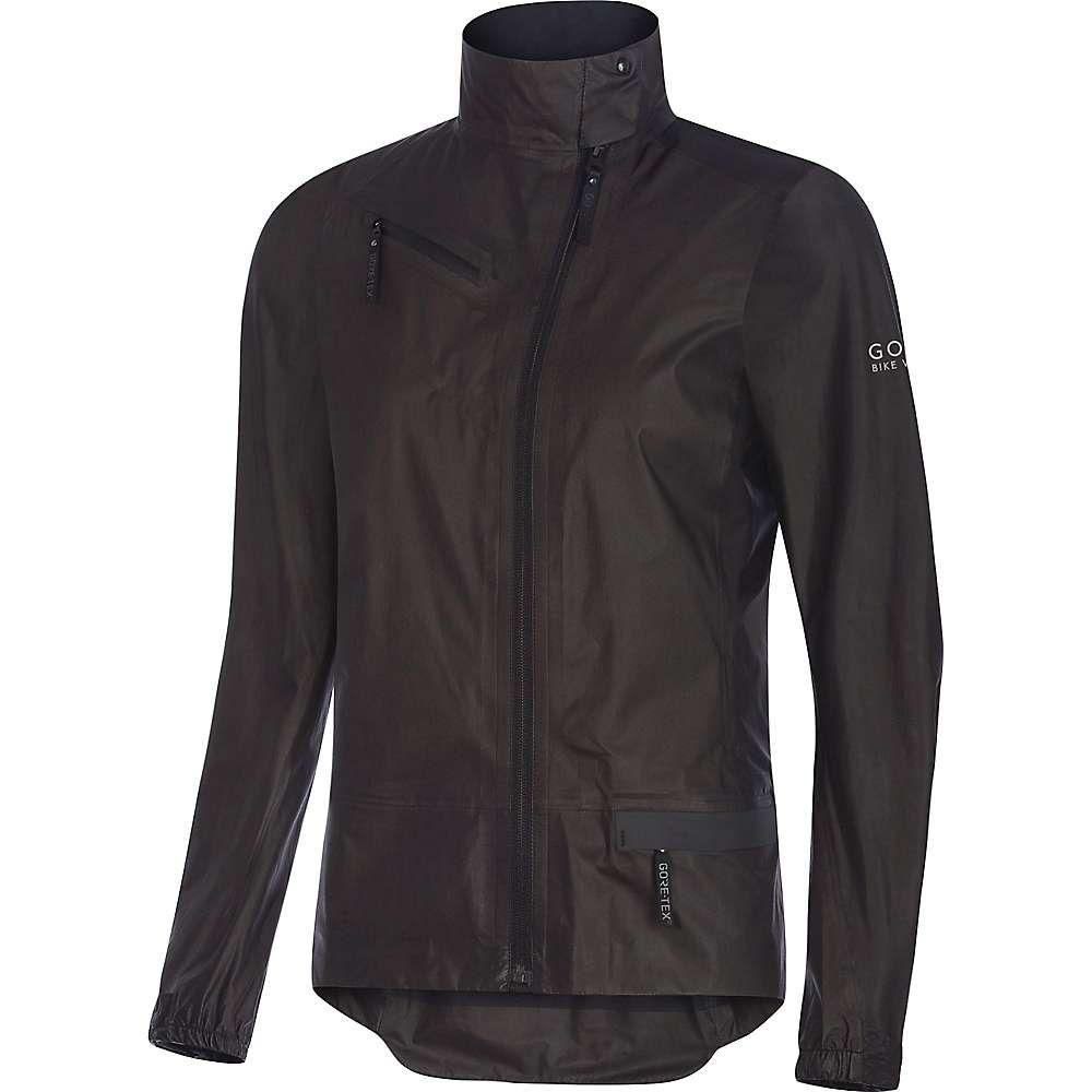 ゴア レディース 自転車 アウター【Gore Bike Wear One Power Lady Gore-Tex Shakedry Bike Jacket】Black