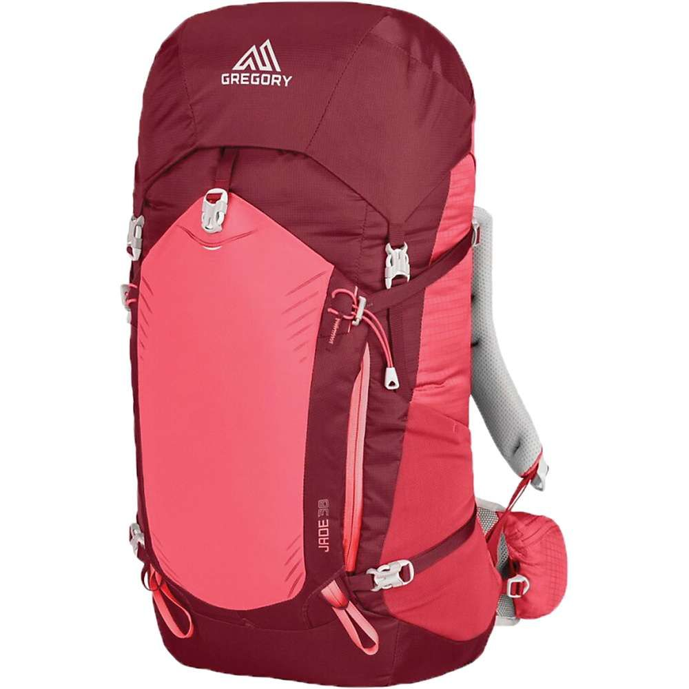 グレゴリー レディース ハイキング・登山【Gregory Jade 38L Pack】Ruby Red