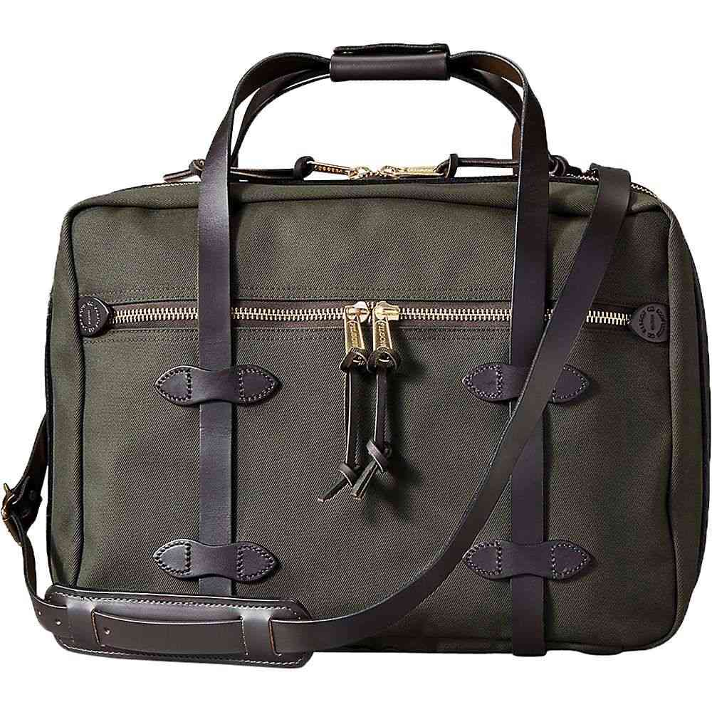 フィルソン ユニセックス バッグ ショルダーバッグ【Filson Pullman Small Bag】Otter Green