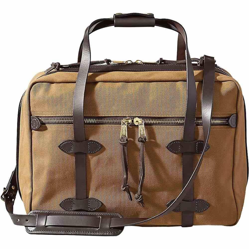 フィルソン ユニセックス バッグ ショルダーバッグ【Filson Pullman Small Bag】Tan