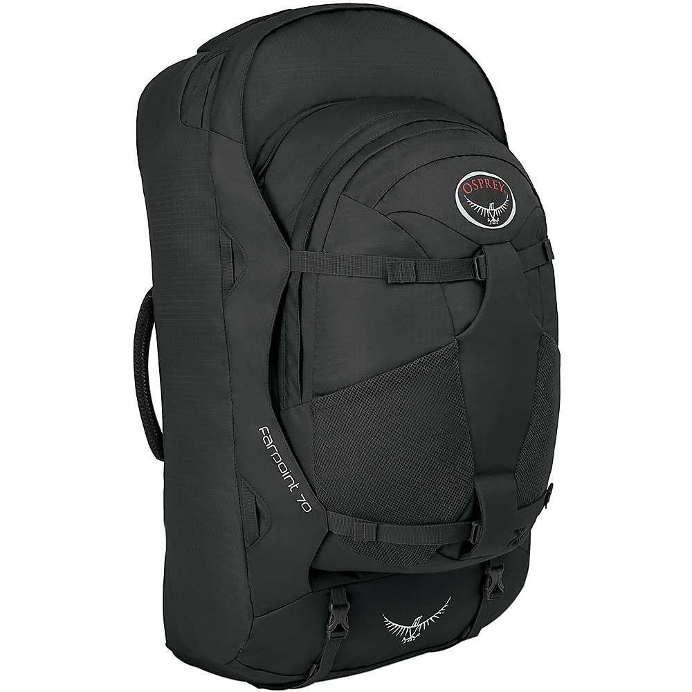 オスプレー メンズ ハイキング・登山【Osprey Farpoint 70 Travel Pack】Volcanic Grey