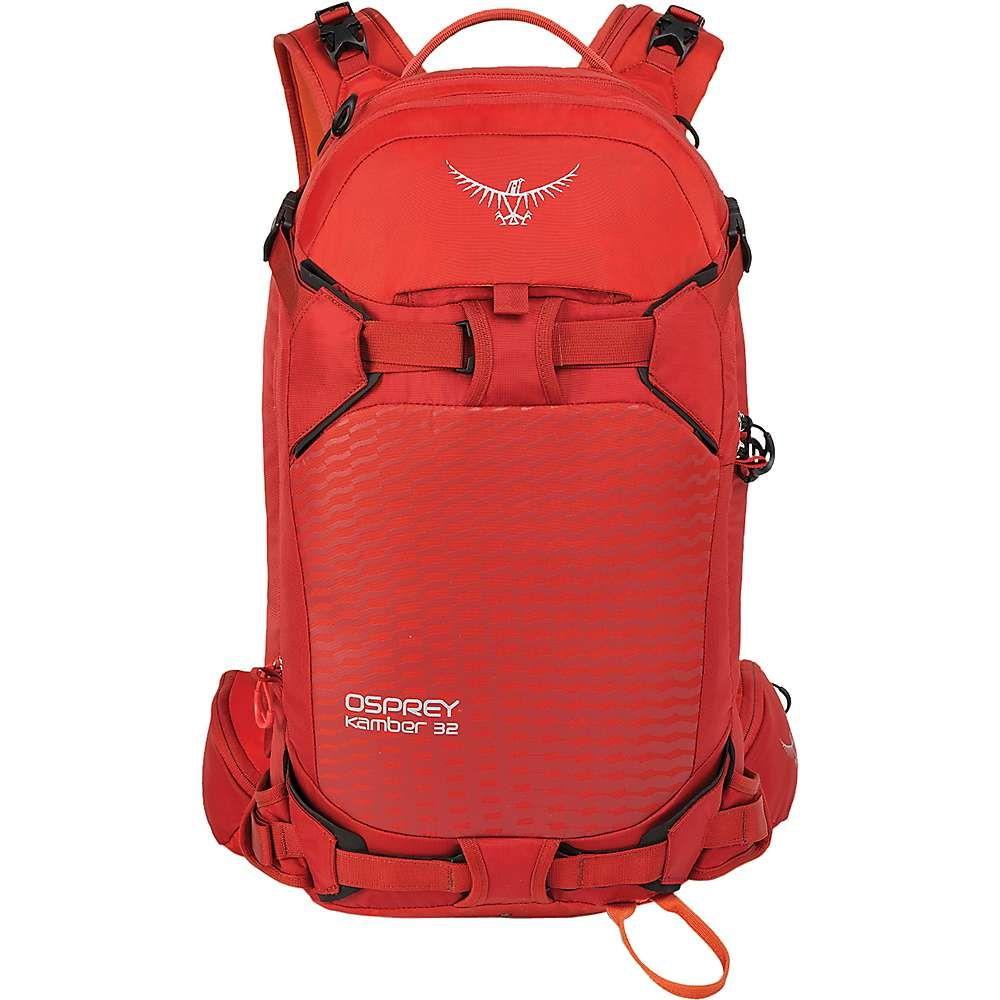 オスプレー ユニセックス バッグ バックパック・リュック【Osprey Kamber 32 Pack】Ripcord Red