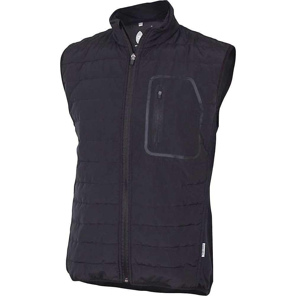 クラブライド メンズ 自転車 トップス【Club Ride Blaze Vest】Black