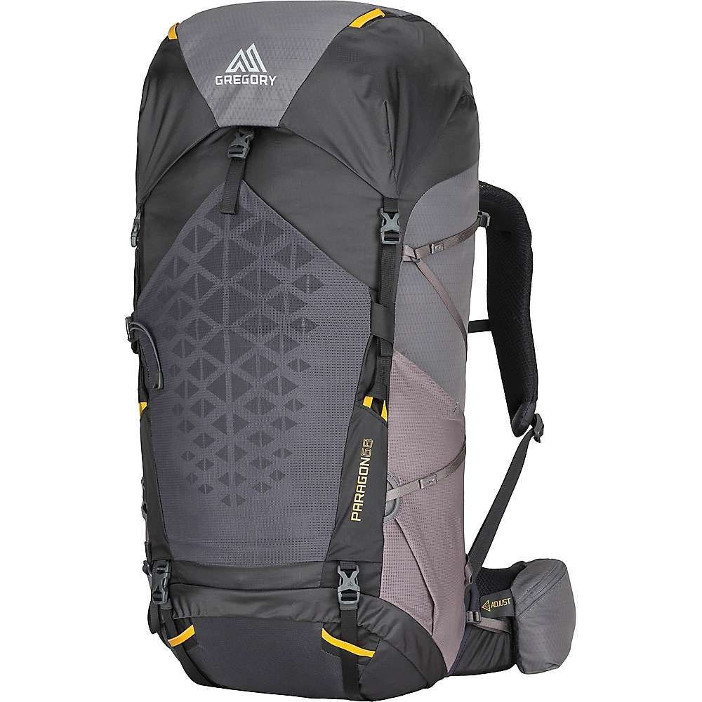 全ての グレゴリー メンズ ハイキング グレゴリー・登山 Grey【Gregory Paragon 68L Pack】Sunset Pack】Sunset Grey, AVALANCHE GOLD&JEWELRY:b55dc392 --- canoncity.azurewebsites.net