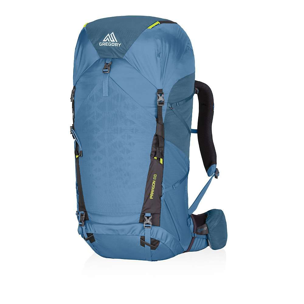 品多く グレゴリー Blue メンズ ハイキング グレゴリー・登山【Gregory 68L Paragon 68L Pack】Omega Blue, Designers&Laboshop:30ec04c9 --- canoncity.azurewebsites.net