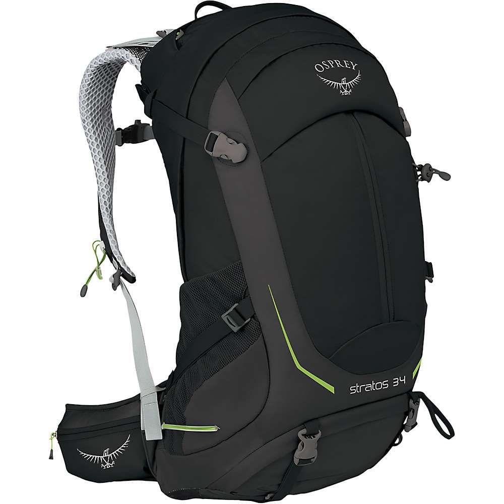 オスプレー メンズ バッグ バックパック・リュック【Osprey Stratos 34 Pack】Black