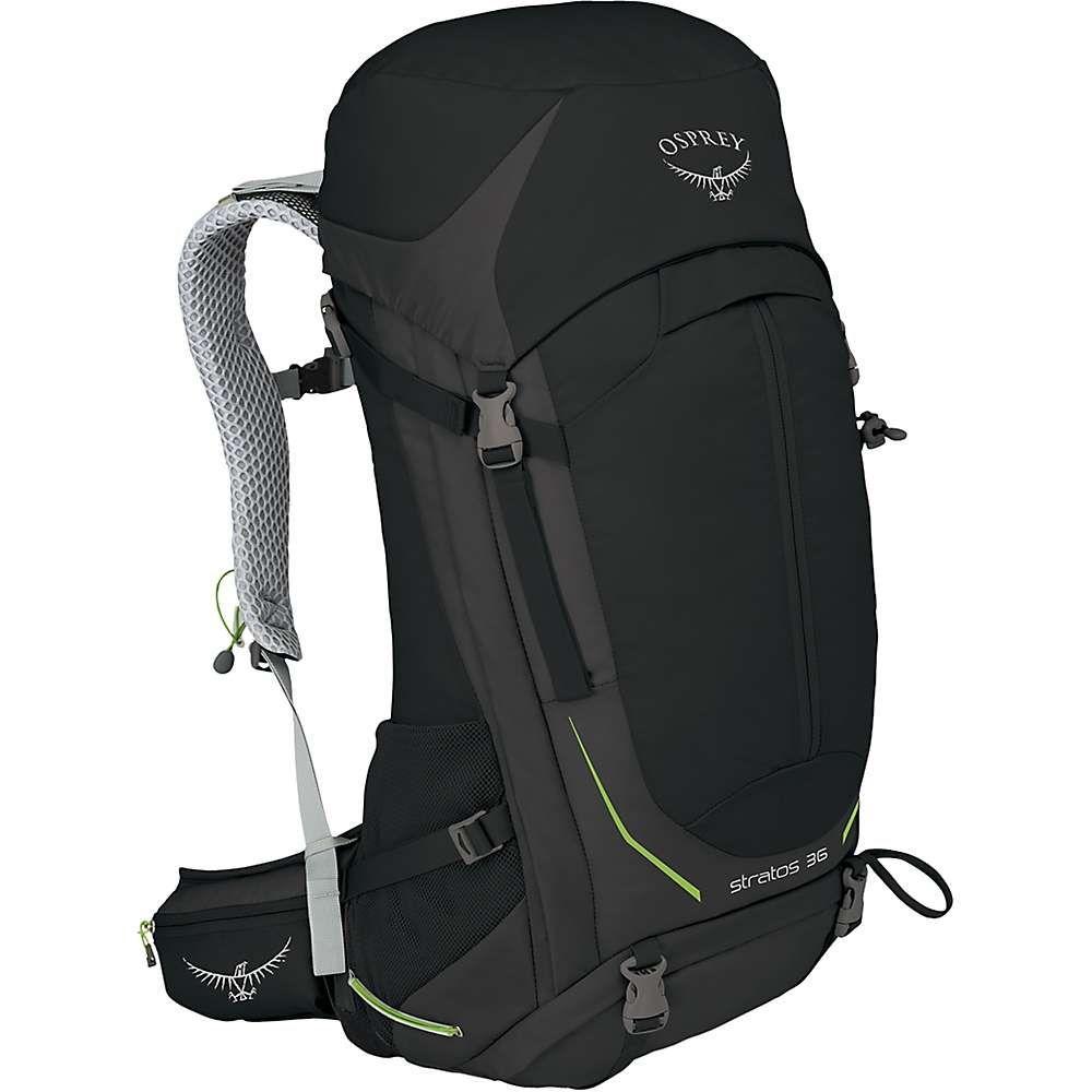 オスプレー メンズ バッグ バックパック・リュック【Osprey Stratos 36 Pack】Black