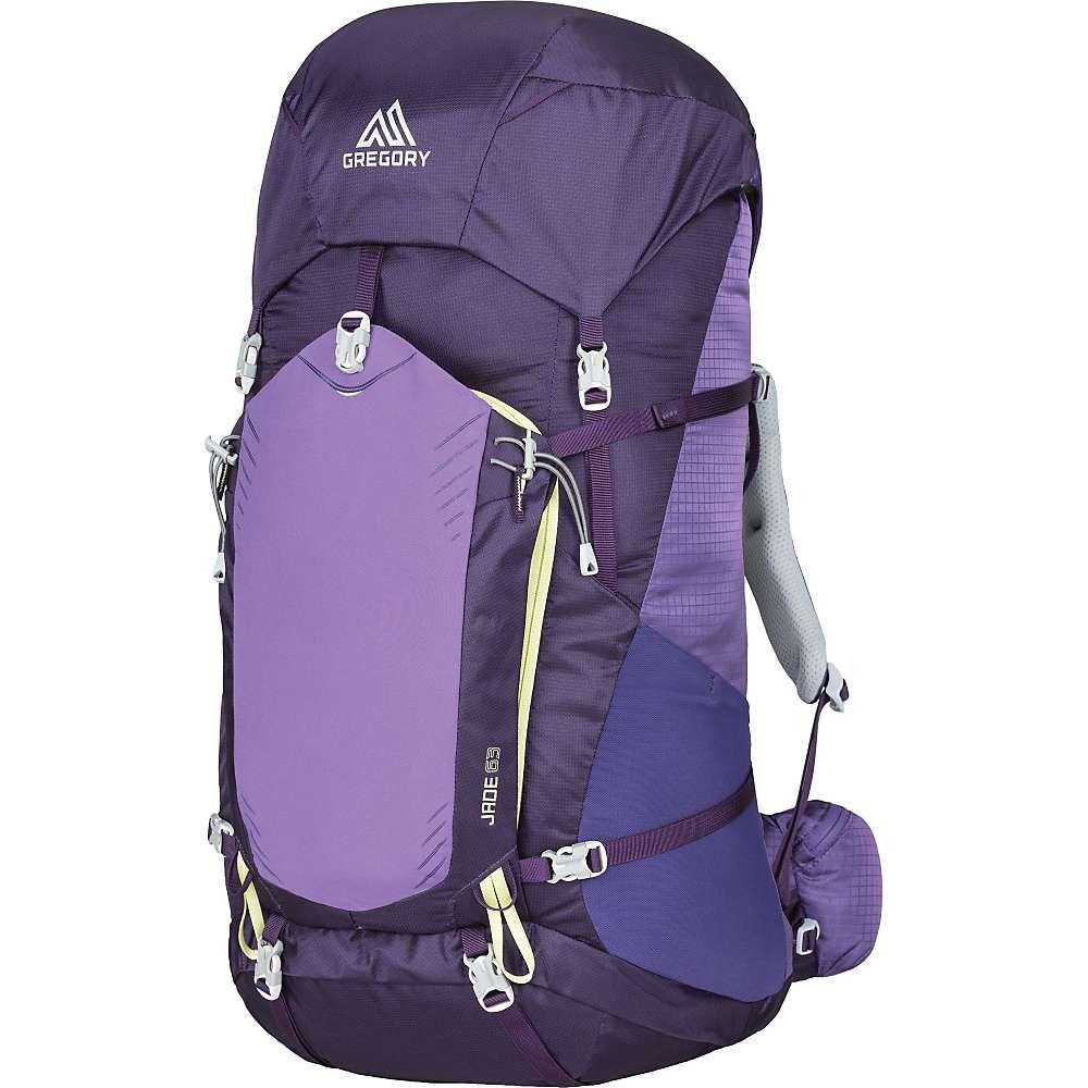 グレゴリー レディース ハイキング・登山【Gregory Jade 63L Pack】Mountain Purple