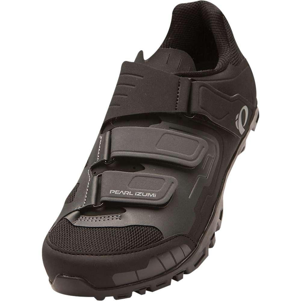 パールイズミ メンズ サイクリング シューズ・靴【Pearl Izumi All-Road v4 Shoe】Black / Shadow Grey