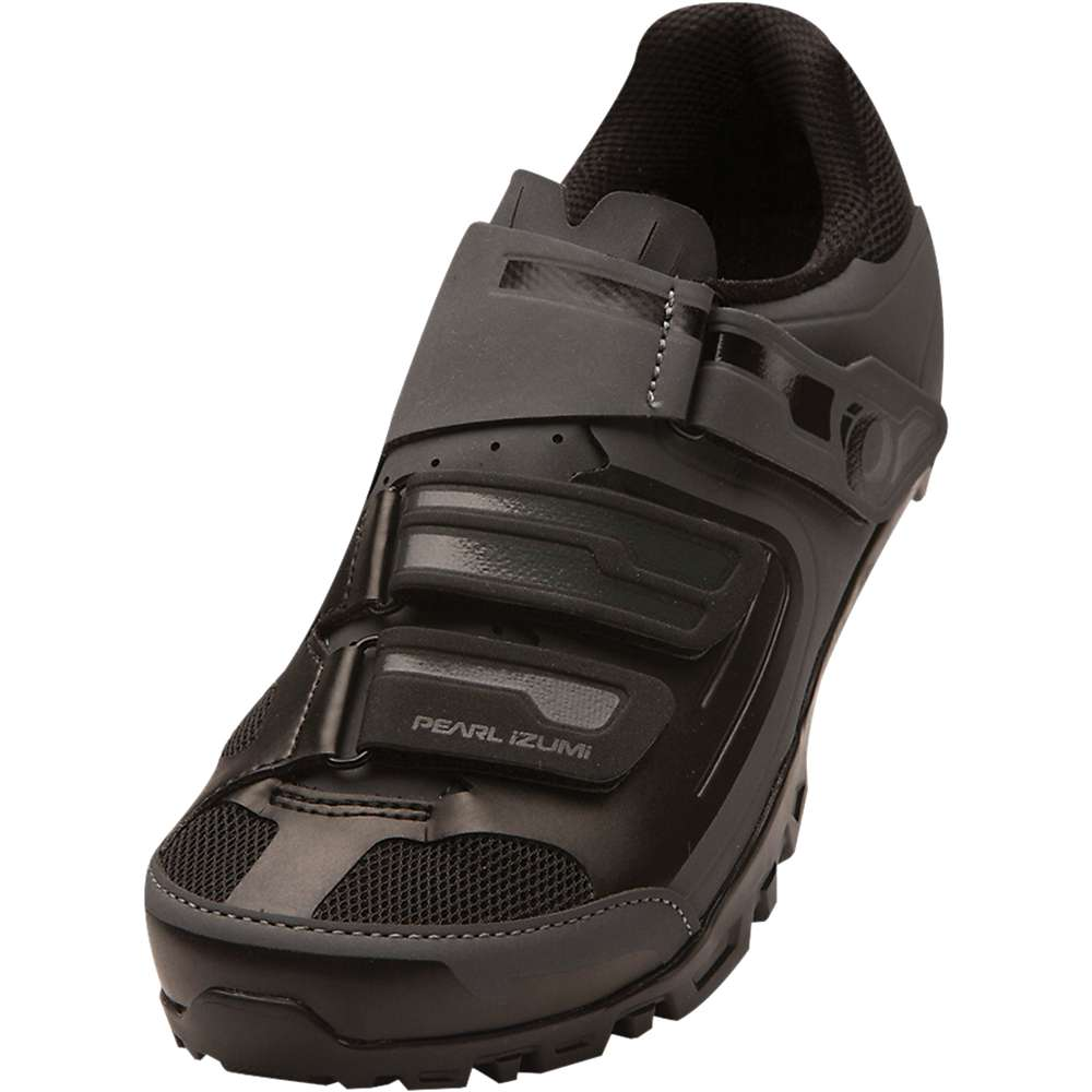 パールイズミ レディース サイクリング シューズ・靴【Pearl Izumi All-Road v4 Shoe】Black / Shadow Grey