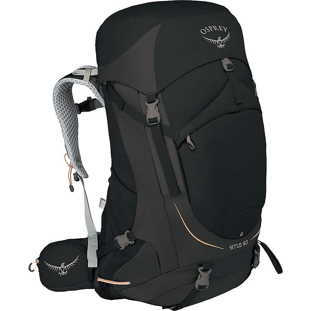 オスプレー レディース ハイキング・登山【Osprey Sirrus 50 Pack】Black