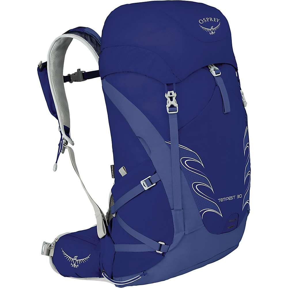 オスプレー レディース バッグ バックパック・リュック【Osprey Tempest 30 Pack】Iris Blue