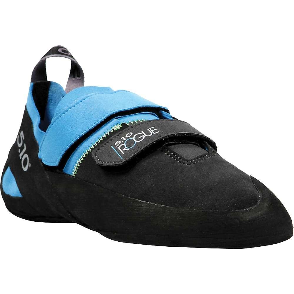 ファイブテン メンズ クライミング シューズ・靴【Five Ten Rogue VCS Climbing Shoe】Neon Blue / Charcoal