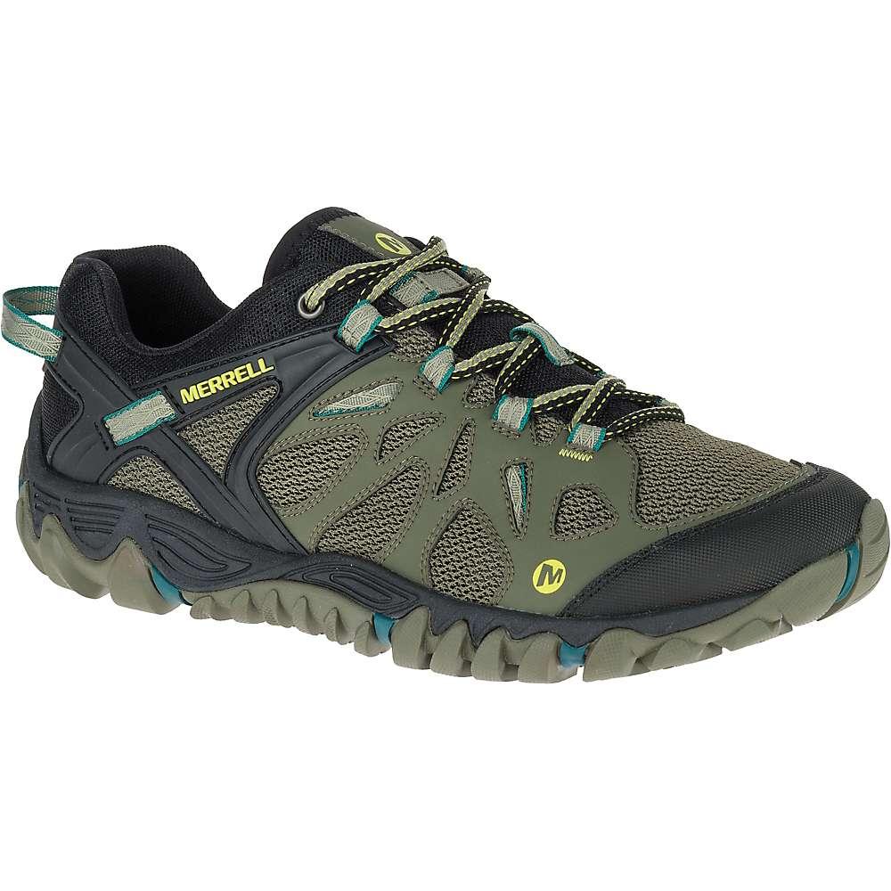 メレル メンズ ハイキング・登山 シューズ・靴【Merrell All Out Blaze Aero Sport Shoe】Dusty Olive