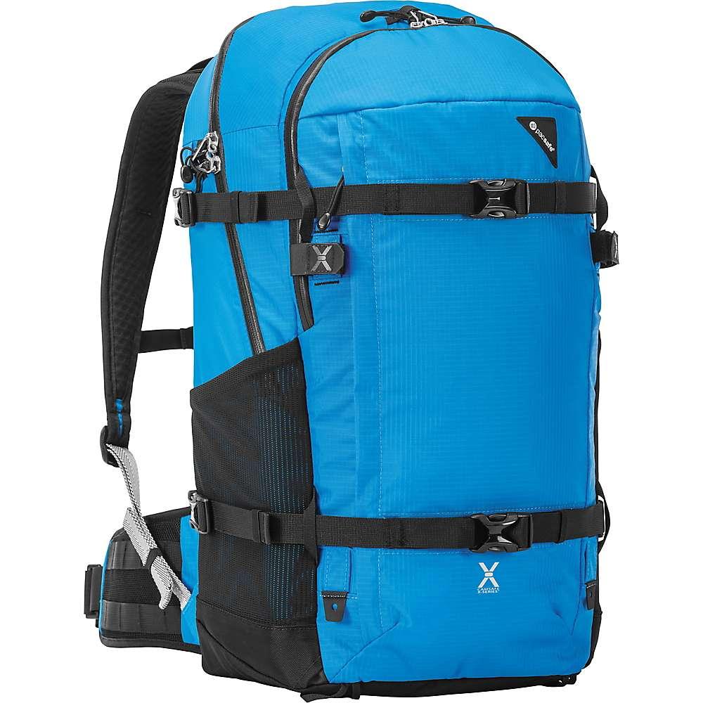 パックセイフ ユニセックス ハイキング・登山【Pacsafe Venturesafe X40 Plus Anti-Theft Multi-Purpose Backpack】Hawaiian Blue