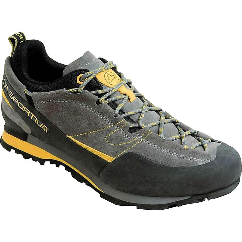 ラスポルティバ メンズ ハイキング・登山 シューズ・靴【La Sportiva Boulder X Shoe】Grey / Yellow