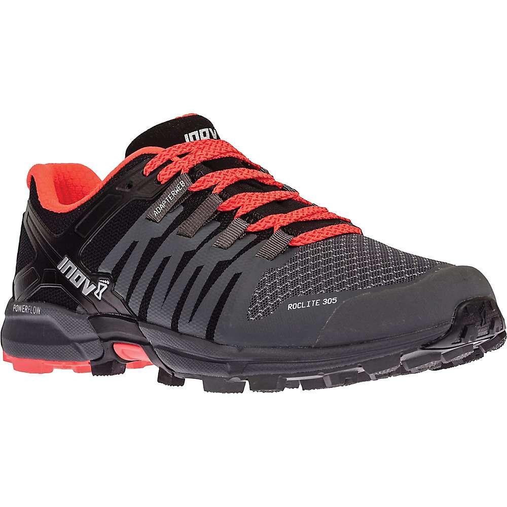 イノヴェイト レディース ランニング・ウォーキング シューズ・靴【Inov8 Roclite 305 Shoe】Grey / Black / Coral