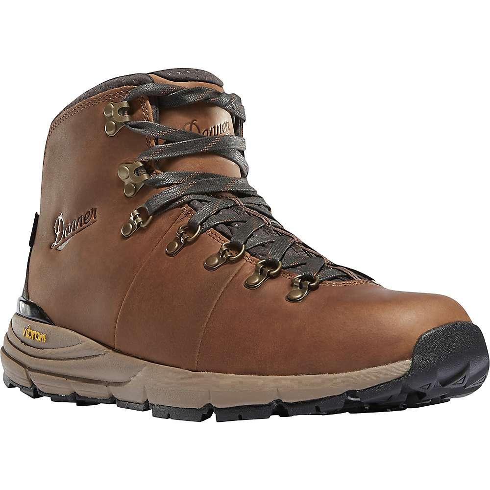 ダナー メンズ ハイキング・登山 シューズ・靴【Danner Mountain 600 Full Grain 4.5IN Boot】Rich Brown