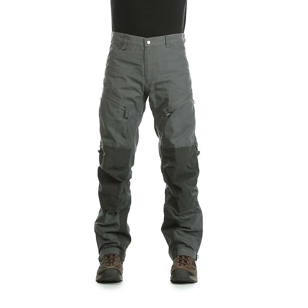フェールラーベン メンズ ハイキング・登山 ボトムス・パンツ【Fjallraven Bergtagen Trouser】Basalt