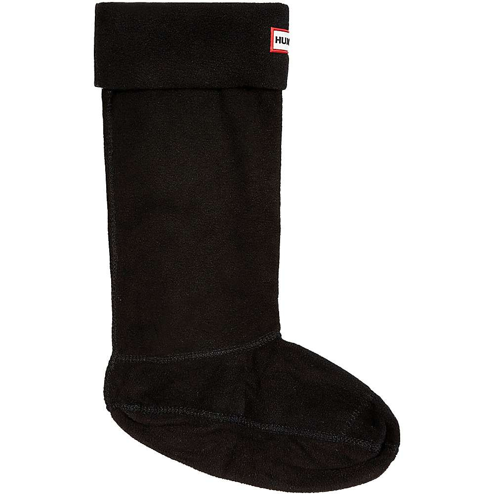 ハンター レディース ハイキング・登山【Hunter Boot Sock】Black