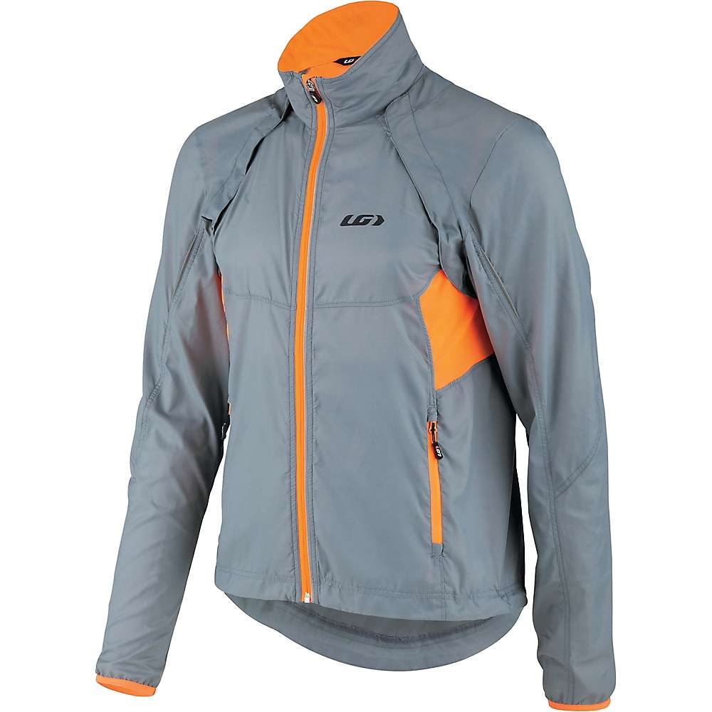 ルイスガーナー メンズ 自転車 アウター【Louis Garneau Cabriolet Jacket】Steel