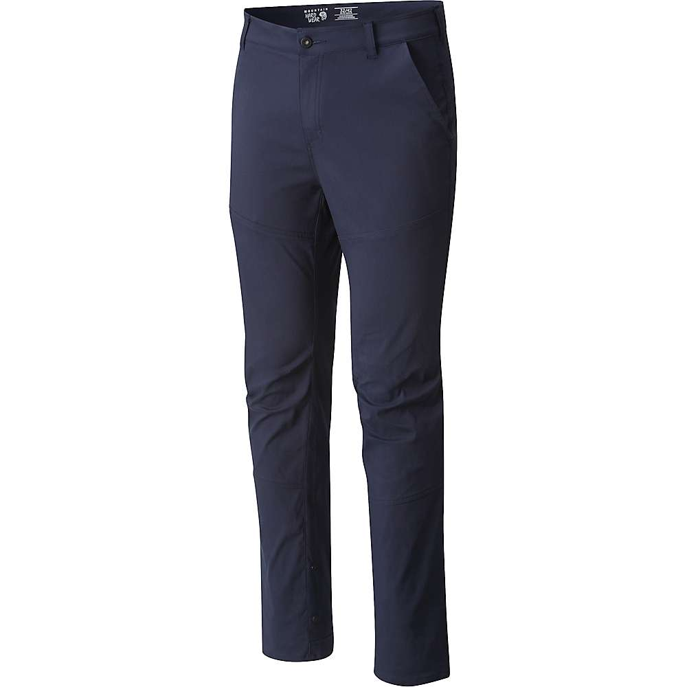 マウンテンハードウェア メンズ ハイキング・登山 ボトムス・パンツ【Mountain Hardwear Hardwear AP Pant】Dark Zinc