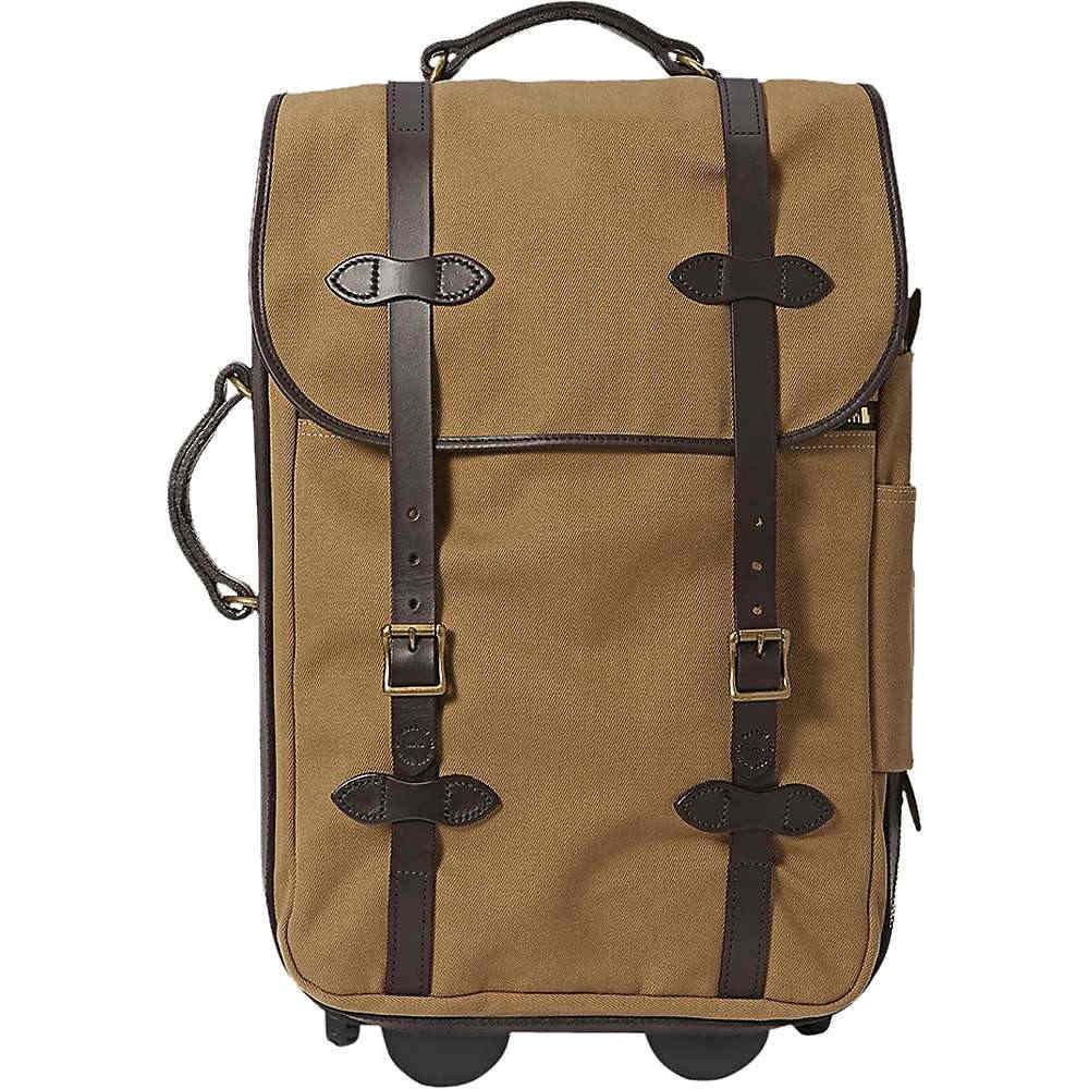 フィルソン ユニセックス バッグ【Filson Medium Rolling Carry-On Bag】Tan