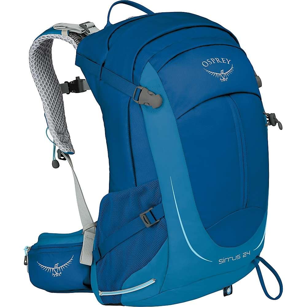 オスプレー レディース ハイキング・登山【Osprey Sirrus 24 Pack】Summit Blue