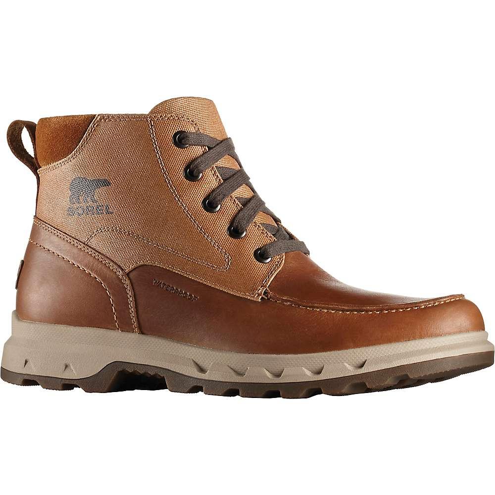 大きな取引 ソレル Fossil/ メンズ ハイキング Boot】Elk・登山 シューズ・靴【Sorel Portzman Moc Lace Boot】Elk/ Ancient Fossil, 防災ショップやしま:986122f3 --- canoncity.azurewebsites.net