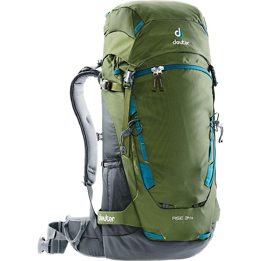 ドイター メンズ ハイキング・登山【Deuter Rise 34+ Backpack】Pine / Granite