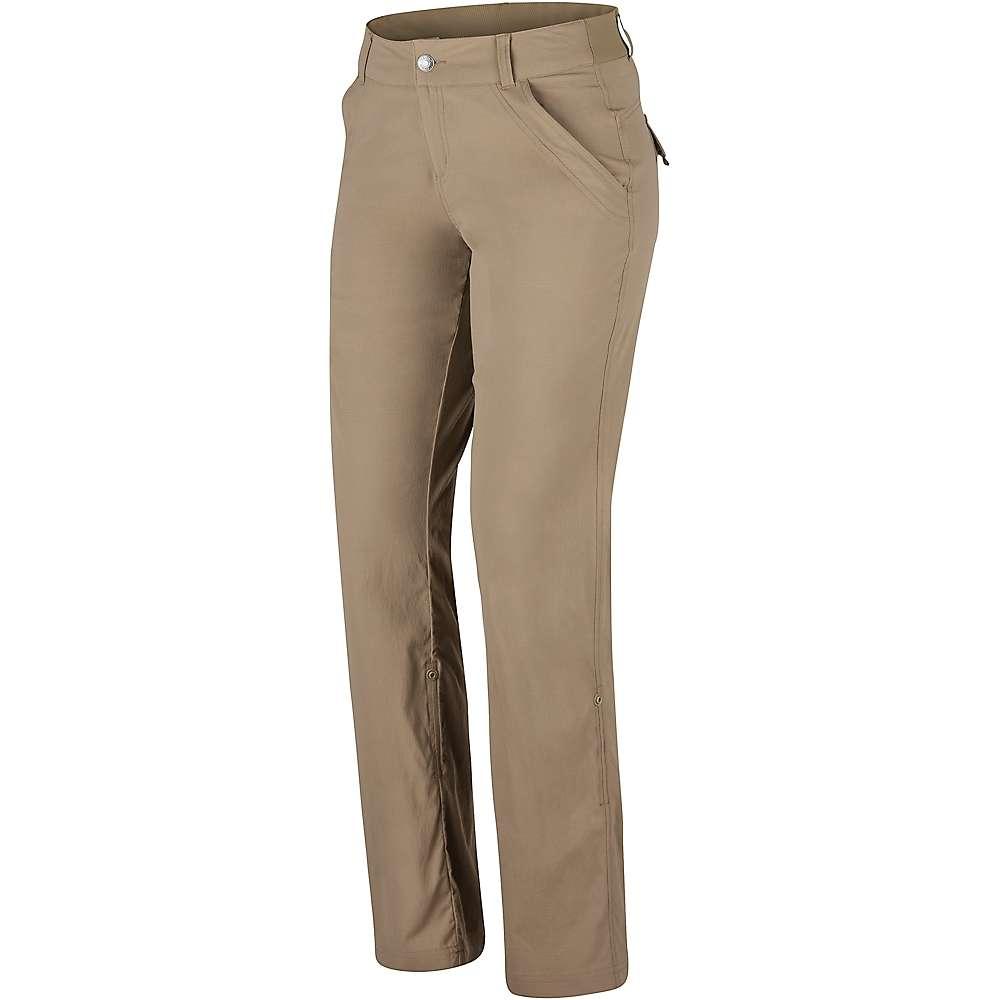 マーモット レディース ハイキング・登山 ボトムス・パンツ【Marmot Lainey Pant】Desert Khaki
