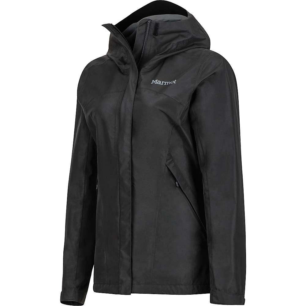 マーモット レディース アウター レインコート【Marmot Phoenix Jacket】Black