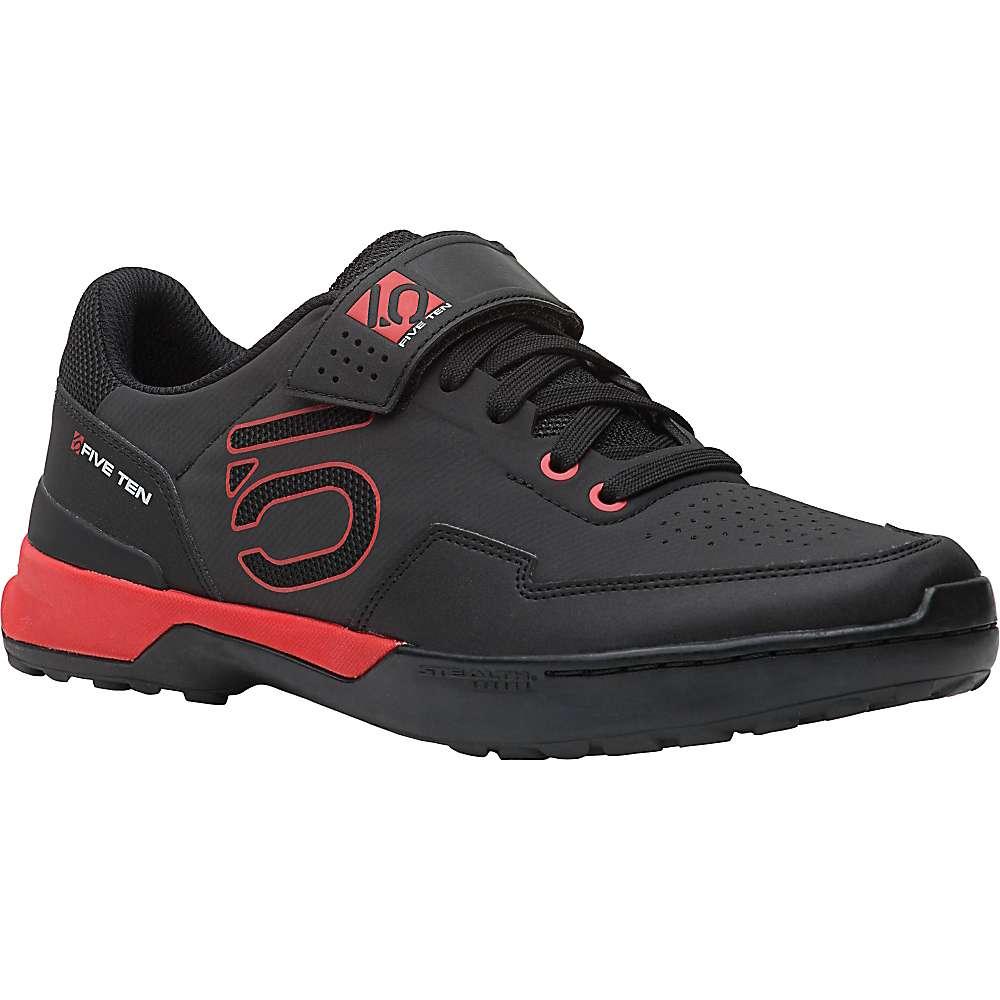 ファイブテン メンズ 自転車 シューズ・靴【Five Ten Kestrel Lace Shoe】Black / Red