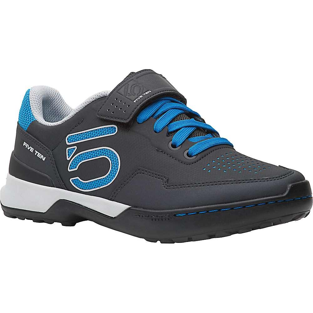 ファイブテン レディース 自転車 シューズ・靴【Five Ten Kestrel Lace Shoe】Shock / Blue