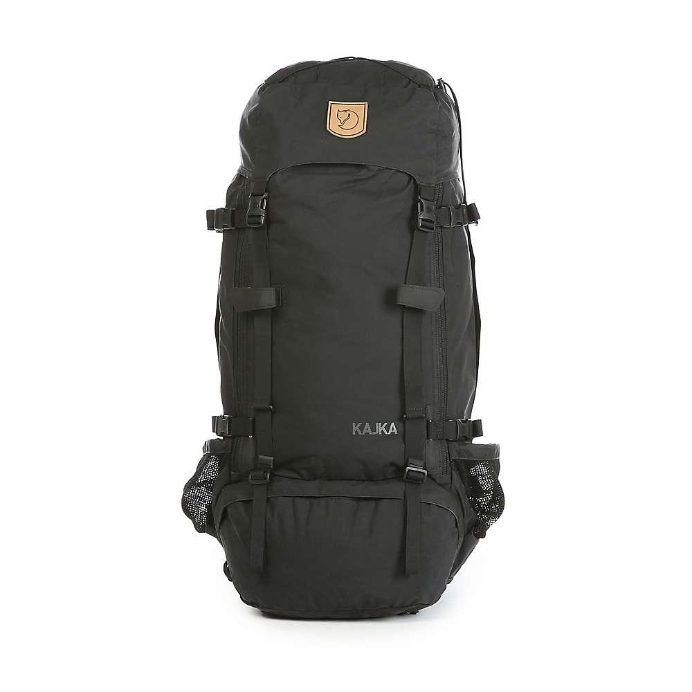 フェールラーベン メンズ ハイキング・登山【Fjallraven Kajka 65 Pack】Black