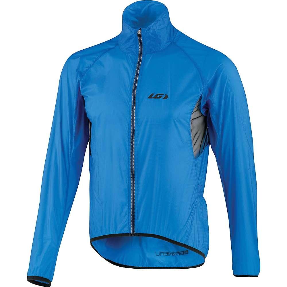ルイスガーナー メンズ 自転車 アウター【Louis Garneau X-Lite Jacket】Curacao Blue