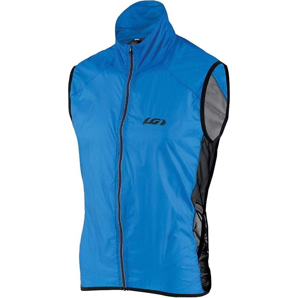 ルイスガーナー メンズ 自転車 トップス【Louis Garneau Speedzone X-Lite Vest】Curacao Blue